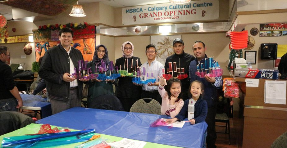 Adults' Lantern Making 2018