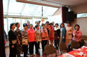 Senior Spring Festival Lunch Volunteer Acknowledgements
