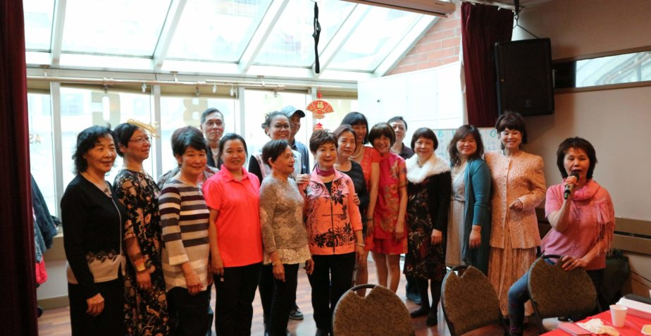 Senior Spring Festival Lunch Volunteer Acknowledgements