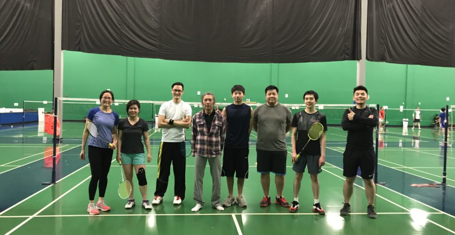 Badminton Family Day Highlights