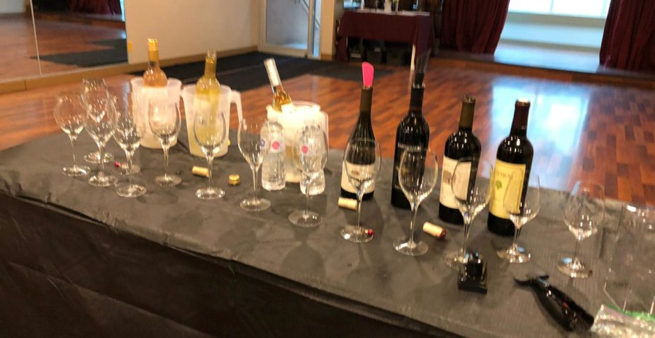 Wine & Cheese Tasting May 2019
