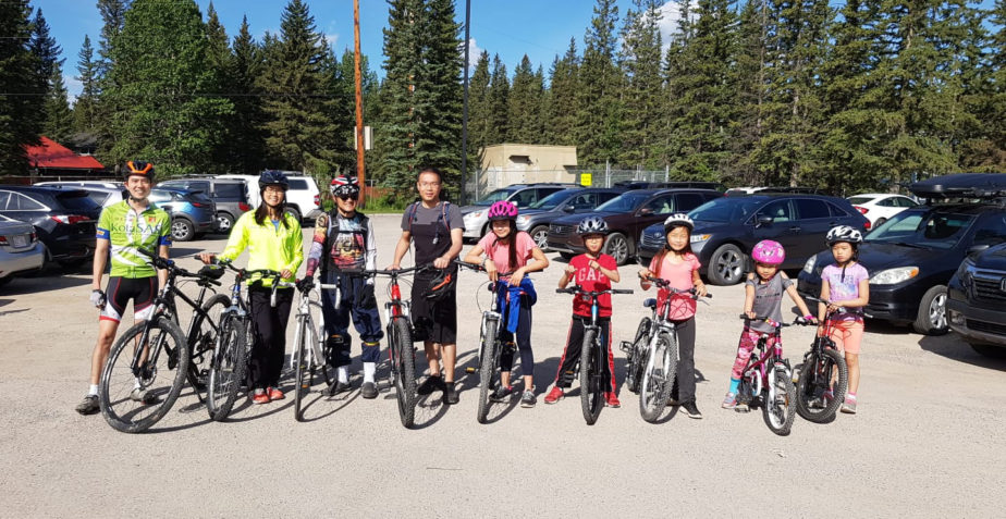 Family Bike Ride – July 2019