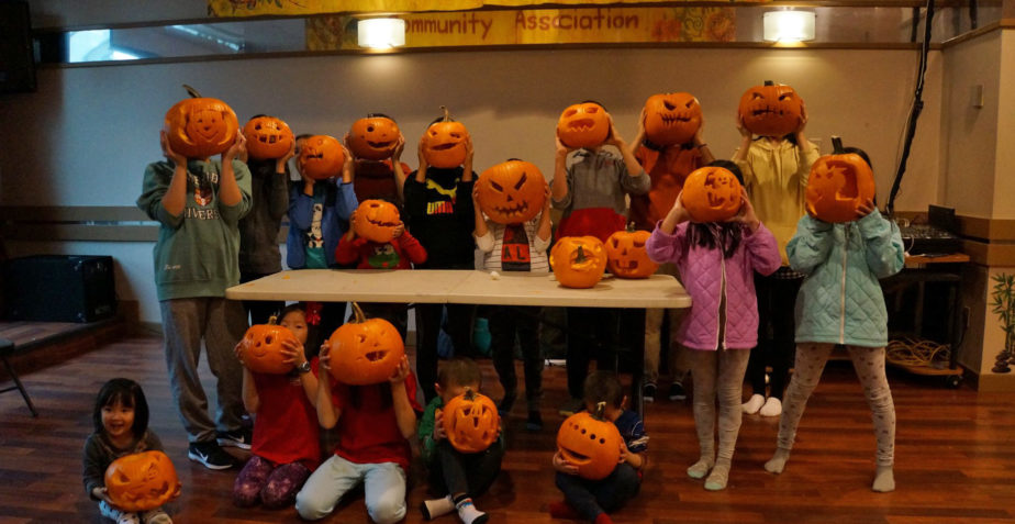 Pumpkin Carving Contest Highlights