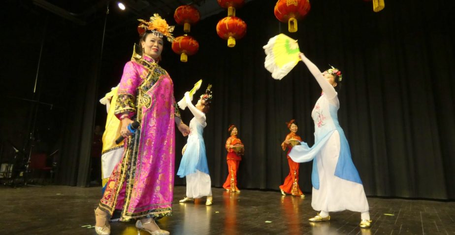 MSBCA Members Performed at the Cultural Centre on CNY Day