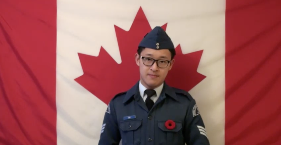 Sgt Julian Tan's Speech at the Hart Ceremony 2020
